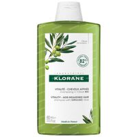 Klorane Shampoo Extrakt Olivenbaum Reduzierter Preis 400 ml