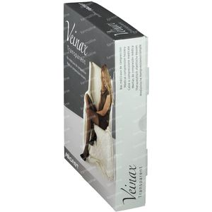 Veinax Hold Ups Cuisse Transparent Beige Classe 1 Taille 2 1 paire