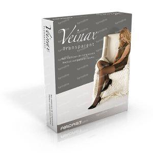 Veinax Panty Transparent Beige Clair Classe 2 Taille 2 1 pièce