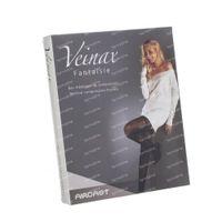 Veinax Panty Diamond Grand Noir Classe 2 Taille 3 1 pièce