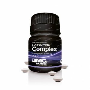 MGDose L-Carnitina Complex 30 tablets
