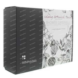 Rainpharma Doucheset Calming Botanical Touch Small 1 stuk