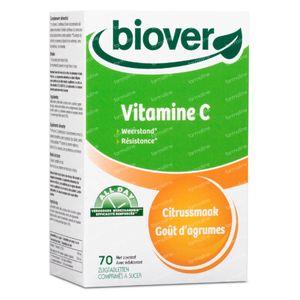 Biover Vitamine C Citrus 70 comprimés