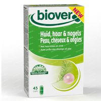 Biover Huid, Haar & Nagels All Day 45  capsules