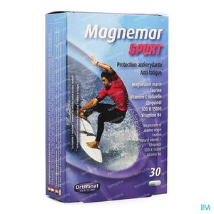 Magnemar sport 30 capsules