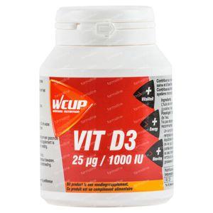 Wcup Vitamine D3 60 capsules