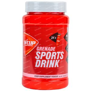 Wcup Sports Drink Grenadier 1020 g
