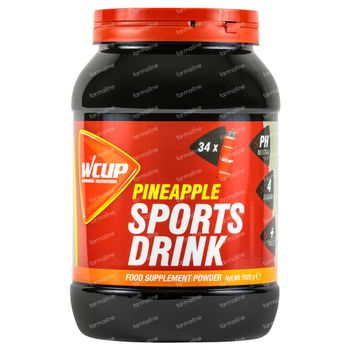 Wcup Sports Drink Ananas 1020 g