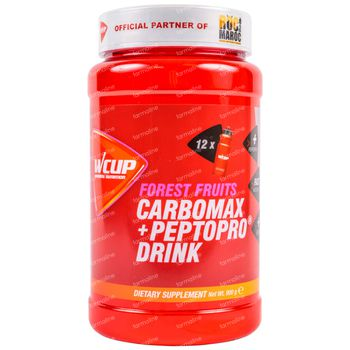 Wcup Carbomax Fruits Rouges 900 g