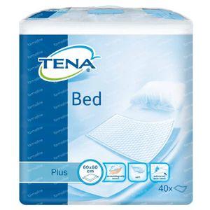 TENA Bed Plus 60x60cm 40 pièces