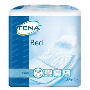 Tena Bed Plus 60x90 cm 35 pièces