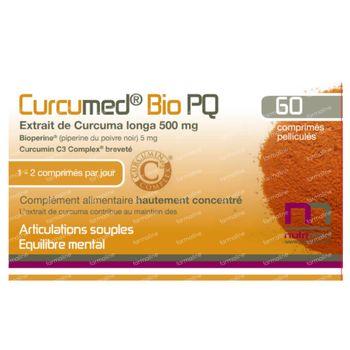 Curcumed Bio PQ 60 comprimés