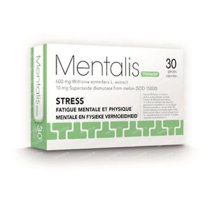 Mentalis 30 capsules