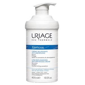 Uriage Xémose Vetinbrengende Crème Tegen Irritatie 400 ml