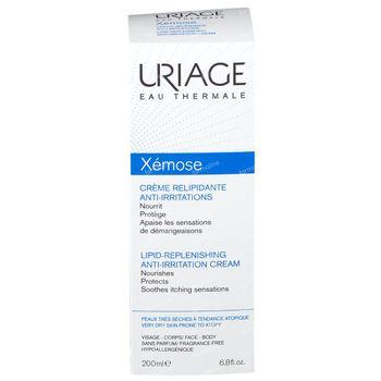 Uriage Xémose Vetinbrengende Crème tegen Irritatie 200 ml