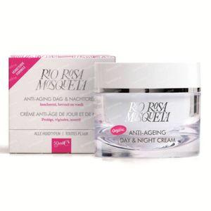 Rio Rosa Mosqueta Dag- en Nachtcrème 50 ml