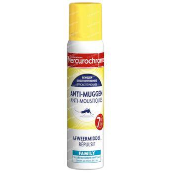 Mercurochrome Répulsif Anti-Moustiques 7H 100 ml