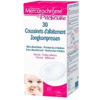 Mercurochrome Pitchoune Stilleinlage 30 st
