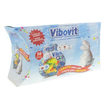 Vibovit Junior 4+ Aqua Gummies + Dino 50 kauwgoms