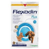 Flexadin Plus Hond en Kat <10kg 90  kauwtabletten