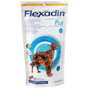 Flexadin Plus Chien >10 kg 90 comprimés à croquer