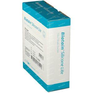 Biatain Silicone Lite 3444 7,5x7,5cm 10 stuks