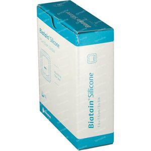 Biatain Silicone Lite 3434 7.5x7.5cm 10 pièces