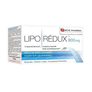 Forté Pharma Liporedux 900mg Promopack 168 St Capsule