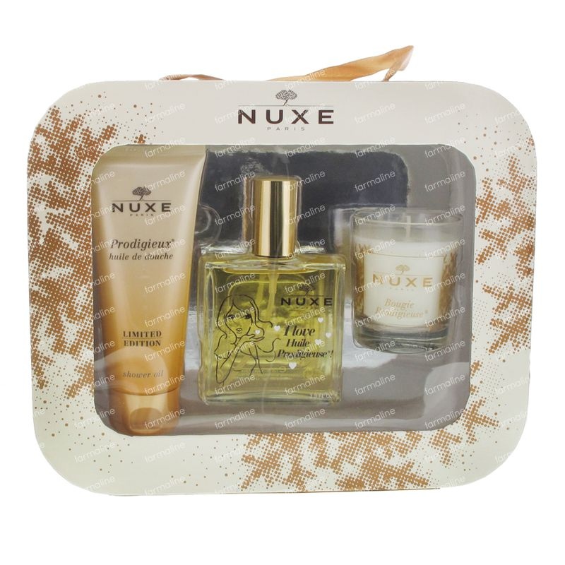 nuxe olie review