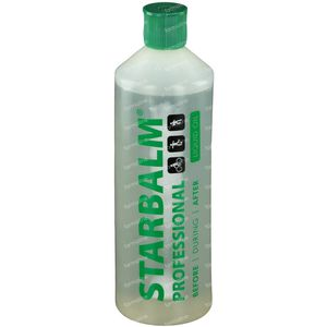 STARBALM Professionele Sport Massage Liquid Oil 500 ml