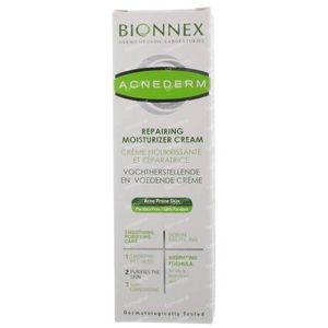 Bionnex Acnederm Repairing Cream 30 ml Crème