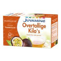 Juvamine Overtollige Kilo's Thee 20  zakjes