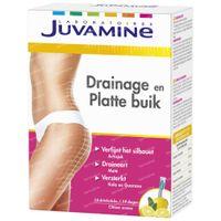 Juvamine Drainage & Platte Buik 14  stick(s)