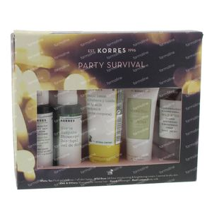 Korres Party Survival Kit 1 stuk