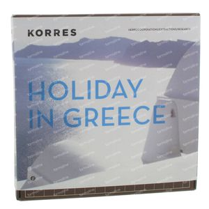 Korres Set Holiday In Greece 1 pièce