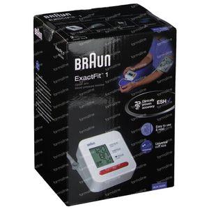 Braun Exactfit 1 BUA5000EU Bloeddrukmeter Bovenarm 1 stuk