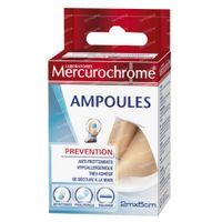 Mercurochrome Sparadrap Ampoules - 2 m x 5 cm 1 st