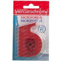 Mercurochrome Sparadrap Microporeus 5m x 2.5cm 1 st