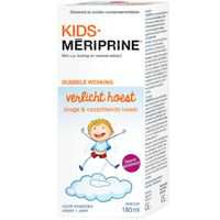 KIDS-Mériprine Hoestsiroop - Droge en Slijmhoest 210 g