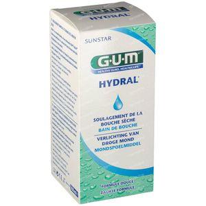 GUM Hydral Bain de Bouche 300 ml