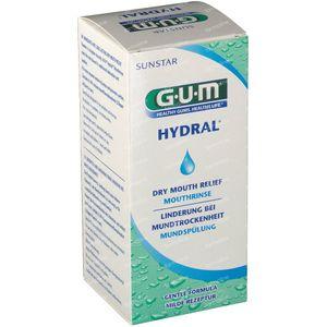Gum Hydral Bain De Bouche 6030 300 ml
