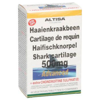Altisa Haaikraakbeen 60 tabletten