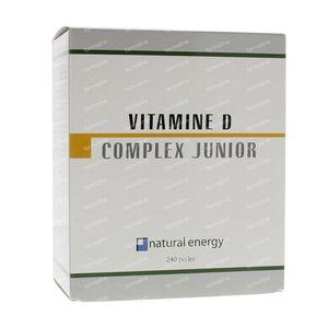 Natural Energy Vitamine D Complex Junior 240 capsules