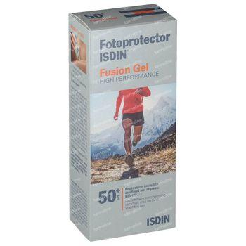 ISDIN Fotoprotector Fusion Gel SPF50+ 100 ml