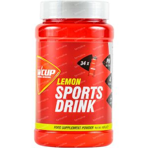 Wcup Sports Drink Citron 1020 g
