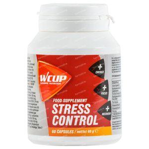 Wcup Stress Control 60 capsules
