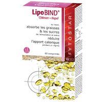 Fytostar LipoBIND Chitosan + Nopal 60  comprimés