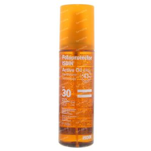 ISDIN Fotoprotector Active Oil SPF30 200 ml
