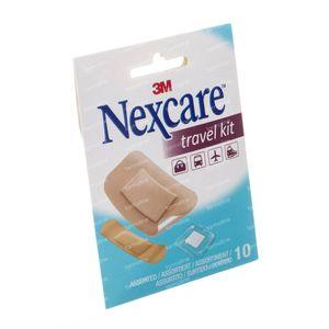 Nexcare Travel Kit Assortiment 10 stuks