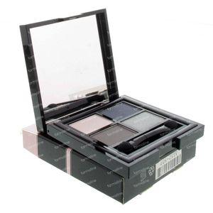 Les Couleurs De Noir Soft Touch Fards à Paupières Quattro 01 Froid 4 g